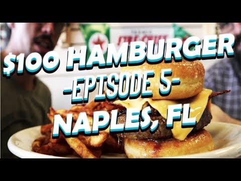 Donut Burgers in Naples - $100 Hamburger (Naples, Fl) 2018