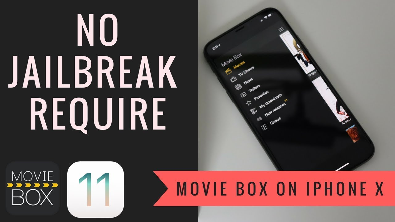 how to get moviebox no jailbreak 8.1.3