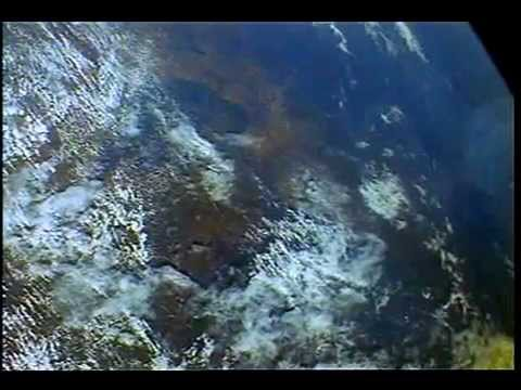 Breathtaking Space Shuttle Earth View of  Middle East Saudi Arabia, Egypt, Iran, Iraq