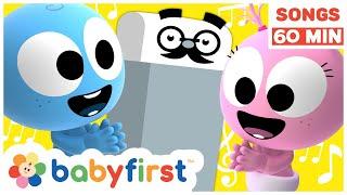 Nursery Rhymes + Kids Songs Full Compilation | Laughing Song With GooGoo & GaaGaa Baby | BabyFirstTV