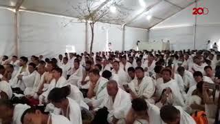 Download Video Khusyuknya Jemaah Haji Ikuti Prosesi Wukuf di Arafah MP3 3GP MP4