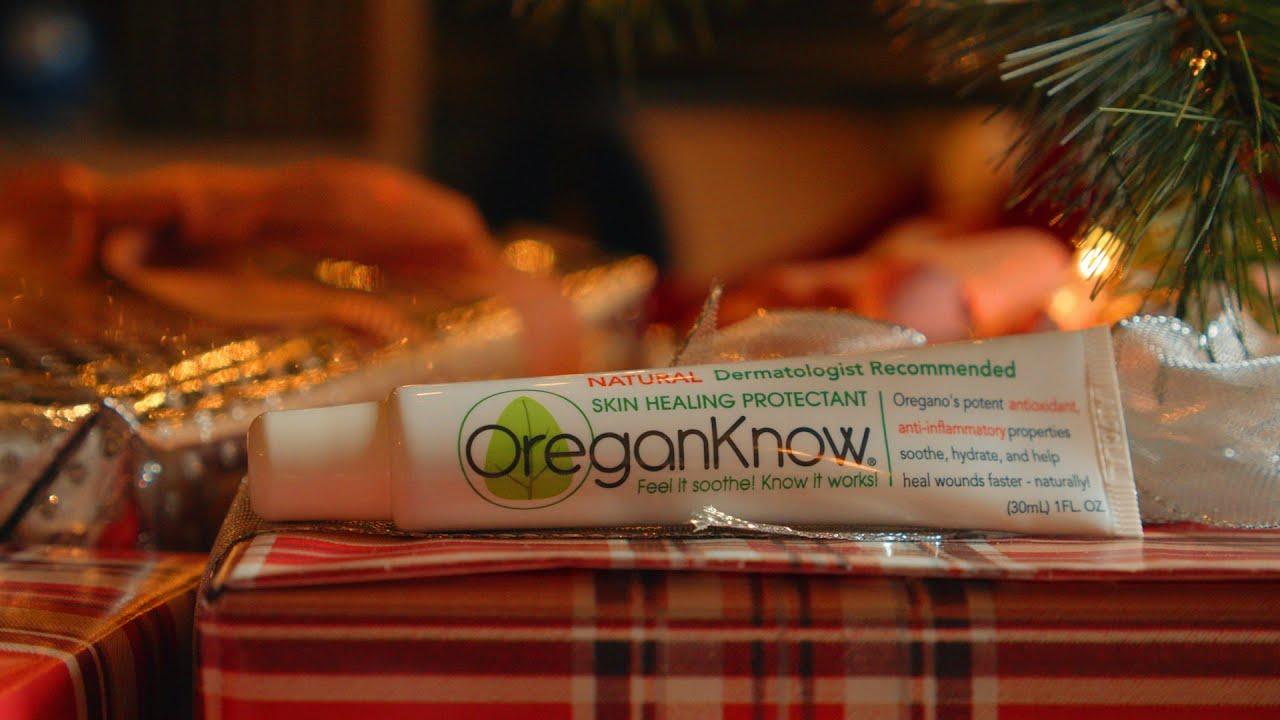 OreganKnow Holiday Ad