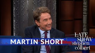 Martin Short's Roast Of Stephen Colbert
