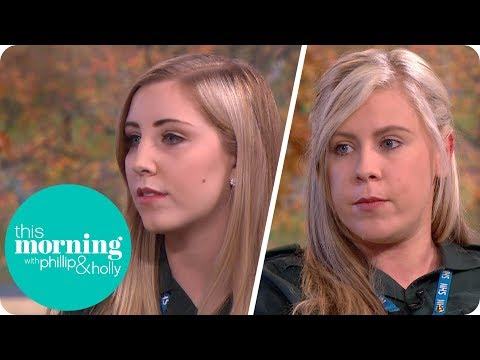 Paramedics Reveal the Shocking Abuse They Suffer Whilst Saving Lives | This Morning