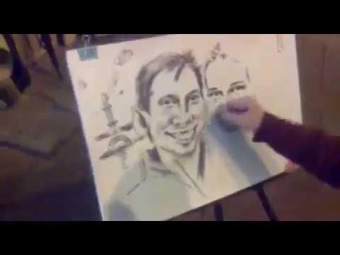 Заказать шаржиста карикатуриста в Москве