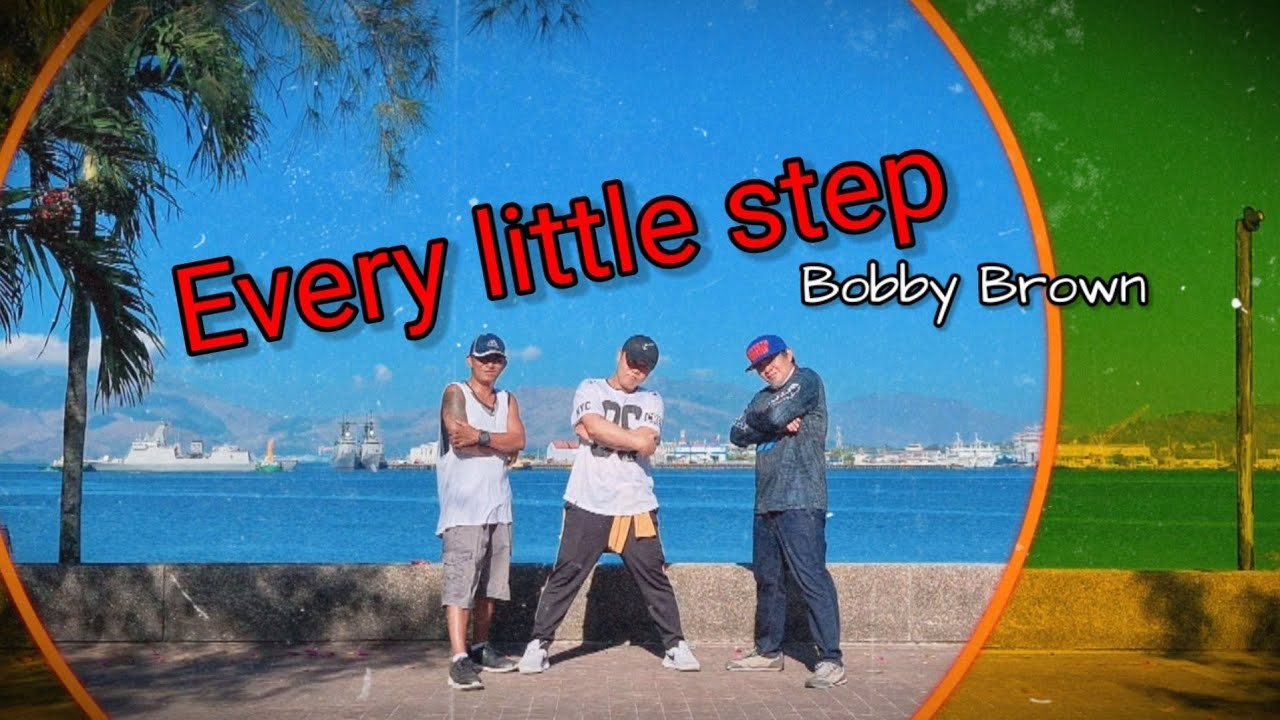 Download Every little step| bobby brown| retro hiphop|dance workout| choreography arnel villalobos