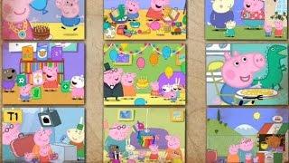 Peppa Pig Jigsaw Puzzle - Games 4 Kids