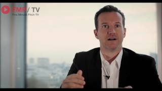Gambar cover Five Minute Pitch TV - Interview with Jeremy Harbour on The Marketing Group PLC