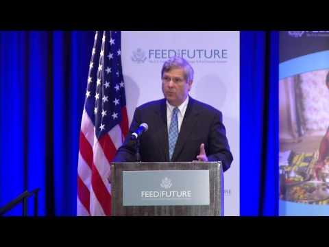 Keynote Speech: Sustaining Growth through Change, Secretary Tom Vilsack