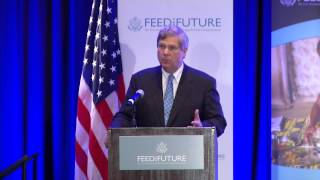 Keynote Speech: Sustaining Growth through Change, Secretary Tom Vilsack