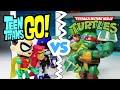 TEEN TITANS GO! VS Teenage Mutant Ninja Turtles
