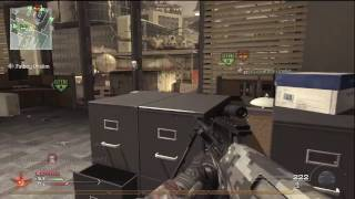 "COD MW2 - Luk is ""Bored of Getting Nukes!"""