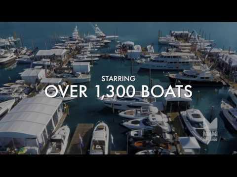 Nmma Miami Boat Show