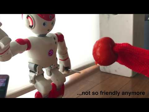 Tomato-stabbing robot is the stuff of nightmares