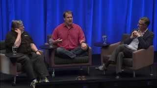 The Hive - Steve Wozniak, Dave Hitz & Lance Smith