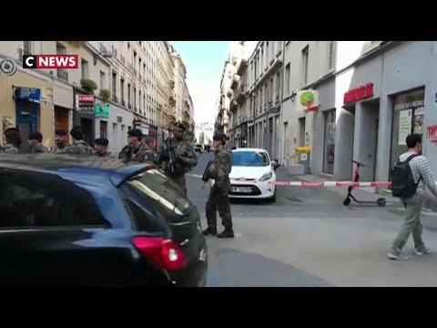 Lyon : une explosion fait au moins 13 blessés