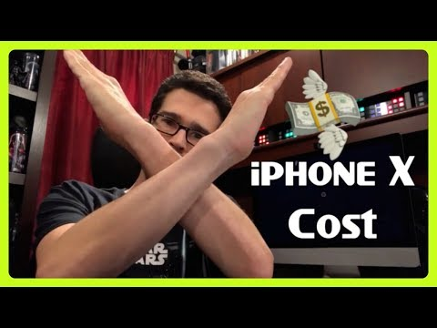 iPhone X Cost: Is It Too Expensive?