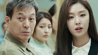 서지혜, 폭탄 돌리기 급급한 피고인들 심문하는 '냉철한 검사' 《Whisper》 귓속말 EP17