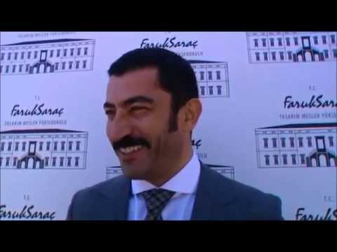 Kenan İmirzalıoğlu Faruk Saraç ( Interview ) 10 5 2015