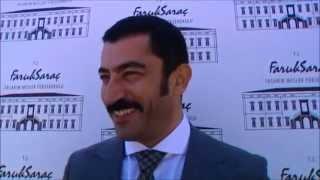 kenan İmirzalıoğlu faruk saraç interview 10 5 2015