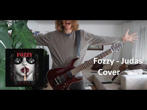 Fozzy - Judas (2017, Cover)
