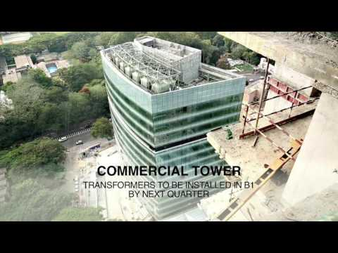 Embassy ONE:  Construction Update October