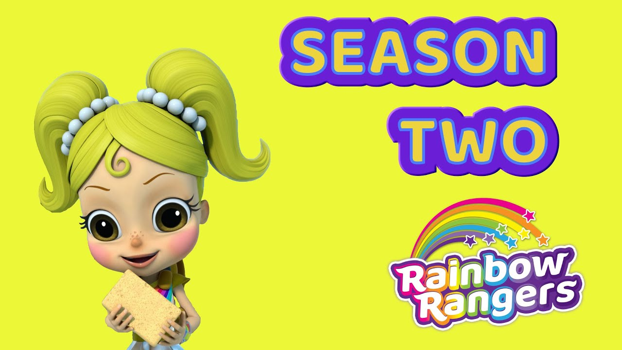 Season Two Compilation   Rainbow Rangers