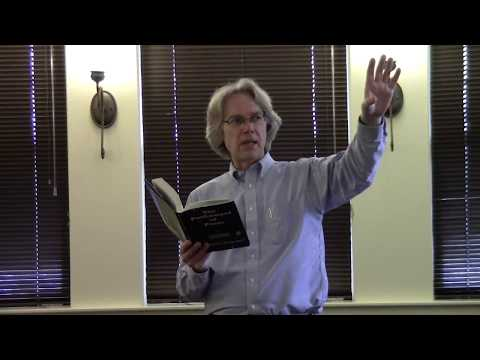 Epic Poetry Reading, Frederick Glaysher, The Parliament of Poets, Selections 2015 - 2017