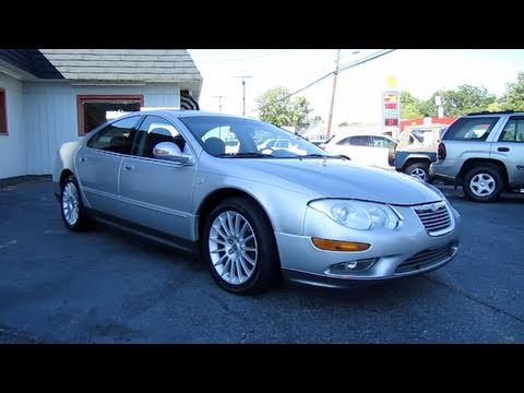 2003 Chrysler 300M Special Start Up, Exhaust, and In Depth Tour