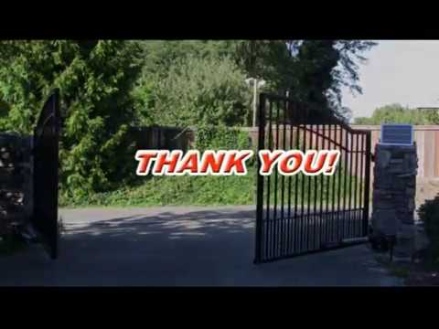 hqdefault how to install a swing gate opener youtube