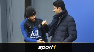 Neymar und PSG verhandeln über Mega-Vertrag | SPORT1 - TRANSFERMARKT