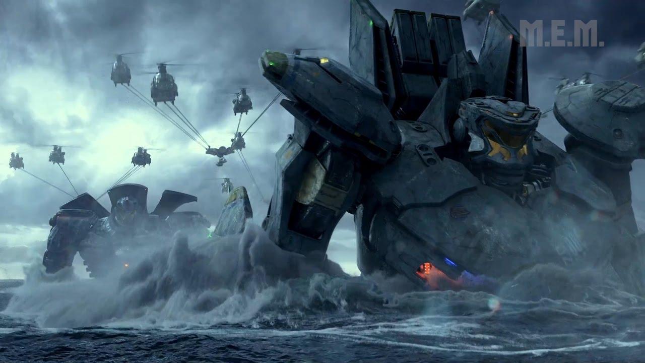 Download Pacific Rim (2013) - Final Battle - Pure Action - Part 1[1080p]