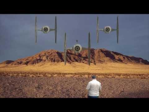 CGI heavy re-issue Ewok Erotica test footage (no ewoks)