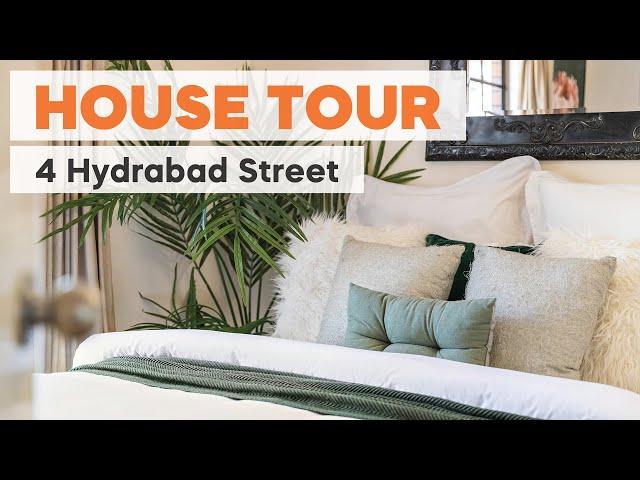 4 Hydrabad Street, Regents Park   House Tour   Derrick Williams & Chris Gilmour