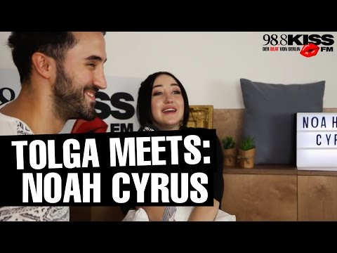 "Interview NOAH CYRUS: ""Miley is very supportive..."""