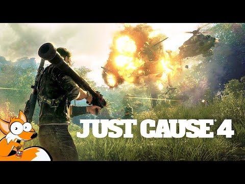 Just Cause 4 - СМЕШНЫЕ МОМЕНТЫ - Приколы и Фейлы