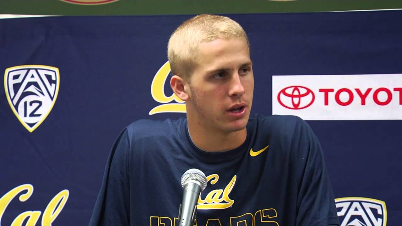 Cal football qb jared goff ucla post game oct 12 2013 for Goff pictures