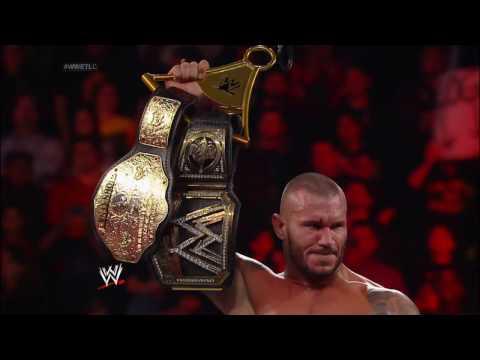 John Cena battles Randy Orton in Champion vs. Champion Unification Match at WWE TLC Match