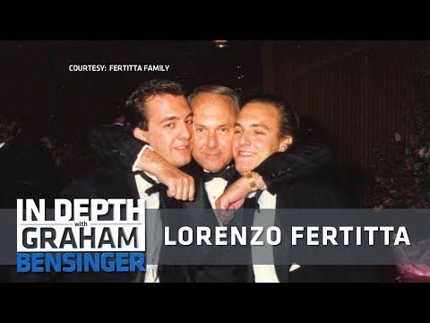 Lorenzo Fertitta on running casino at 24