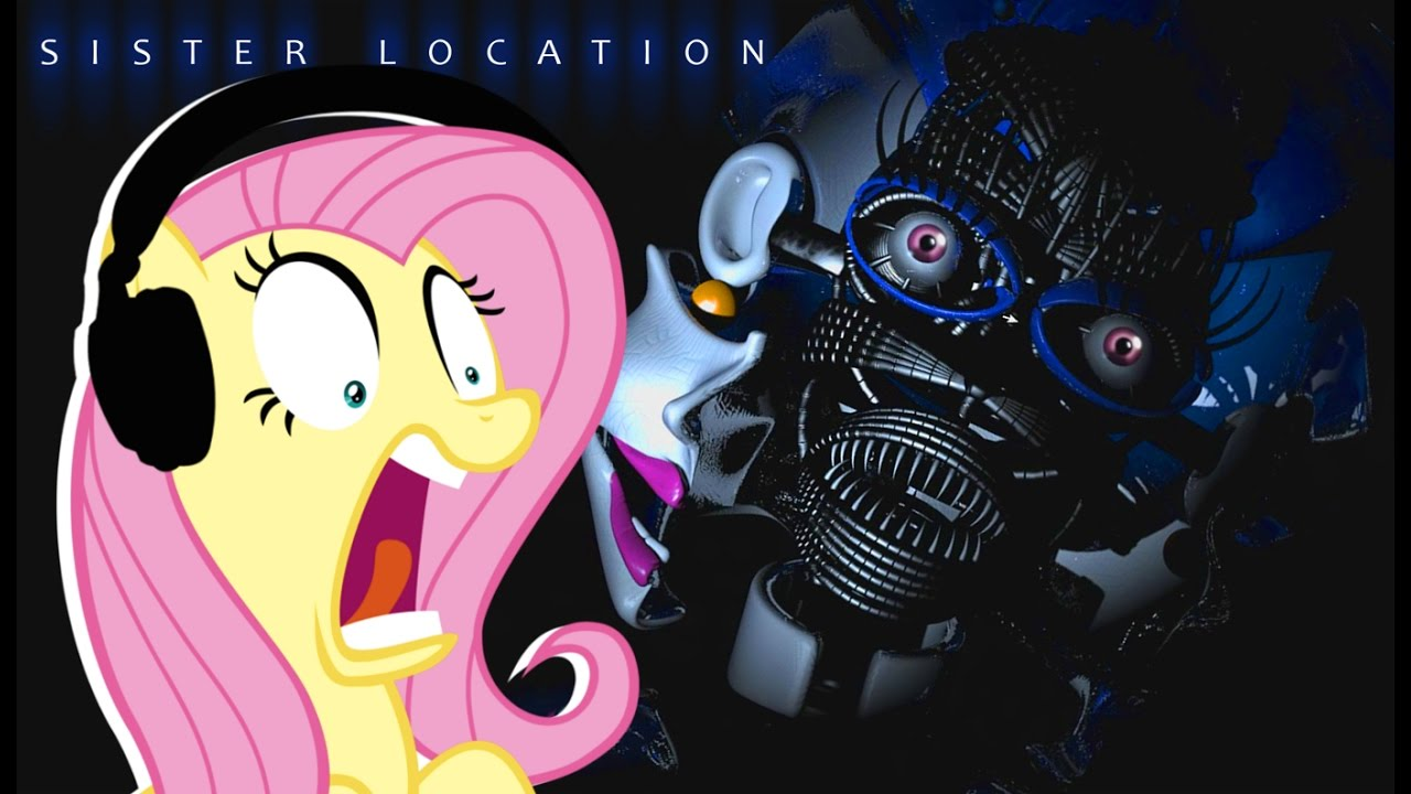 Cute Baby Cry Wallpaper Fluttershy Plays Fnaf Sister Location 🍋 Nonononononono