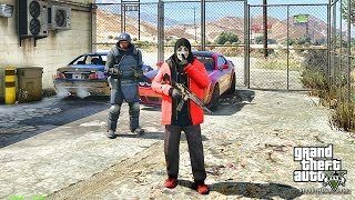 GTA 5 REAL LIFE MOD #400 MEETING WITH TREVOR !!! (GTA 5 REAL LIFE MODS) HD