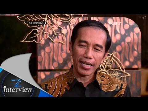The Interview - Presiden Jokowi