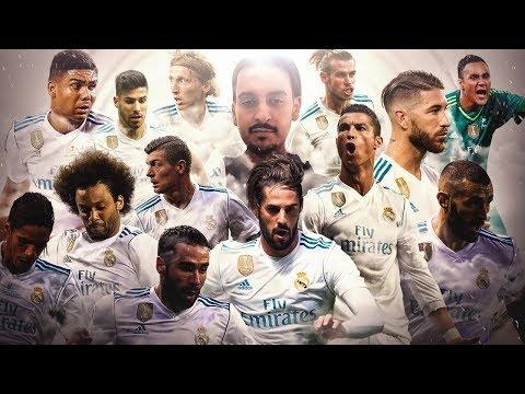 طريق ريال مدريد الى نهائي دوري دوري الابطال مع الاهداف كاملة 🔥🔥