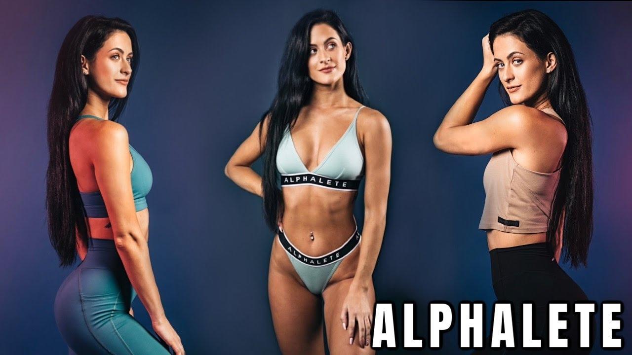 ALPHALETE TRY ON HAUL | New Leggings & Bras + HUGE SALE