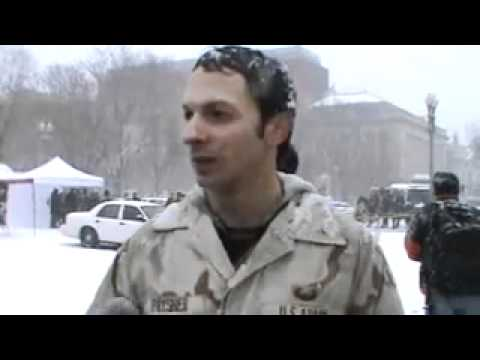 Who is the Real Terrorist? Mike Prysner Before Arrest