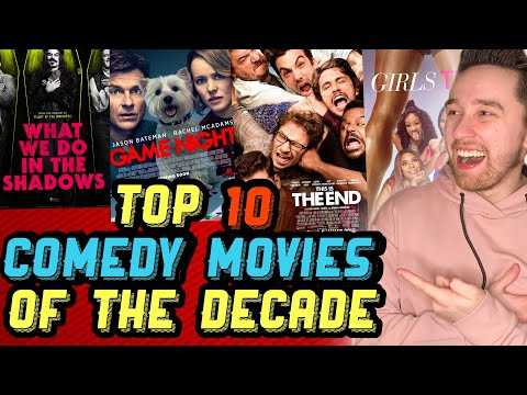 Top 10 Comedy Movies of the Decade | 2010-2019