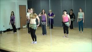 A Day in Belly Dance Class Thumbnail