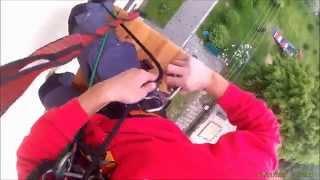 ALPIN-BUD - usługi wysokościowe, alpinistyka przemysłowa.