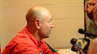 UGA DC Jeremy Pruitt talks Tennessee loss