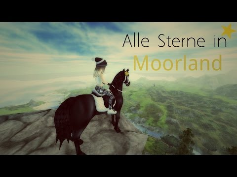 Star Stable - Alle Sterne in Moorland!♥